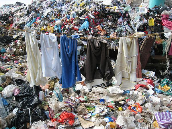 What happens to returned clothes, really?
