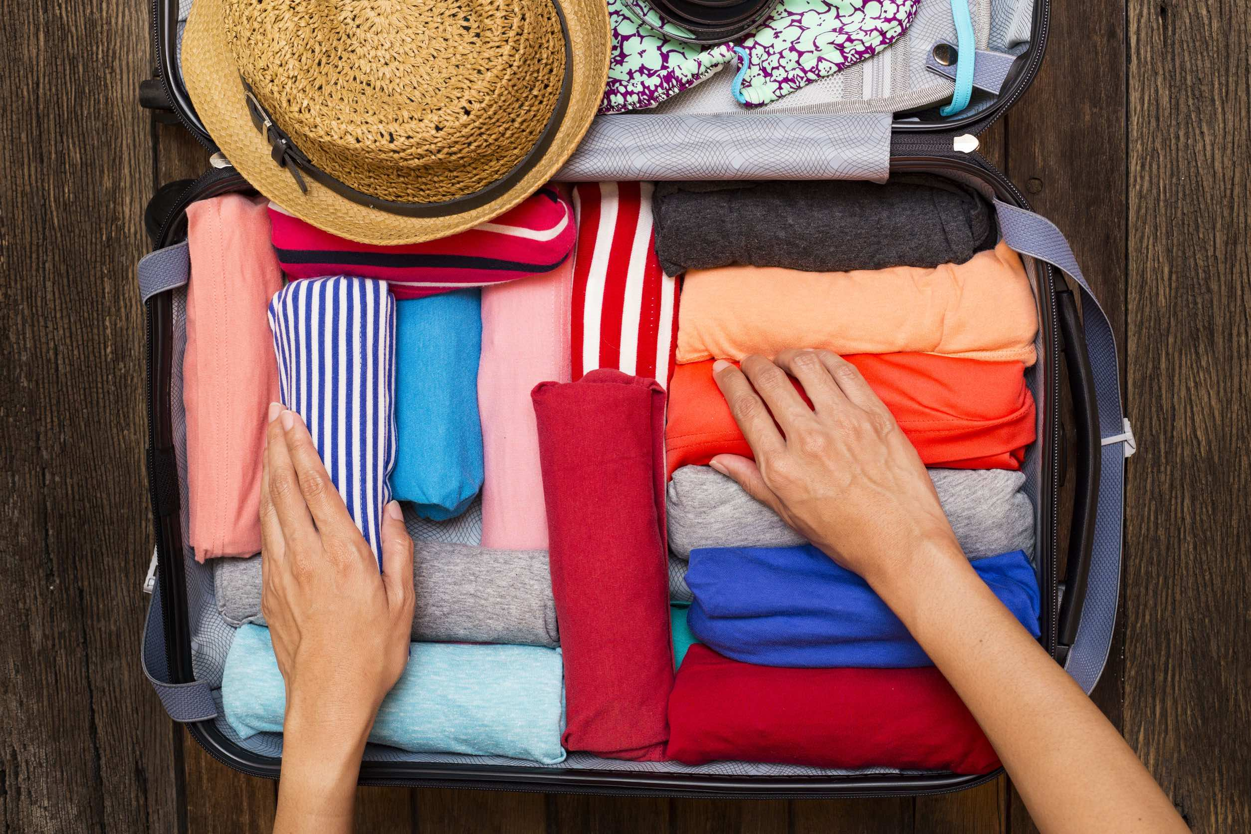 7 holiday packing hacks you need to know right now