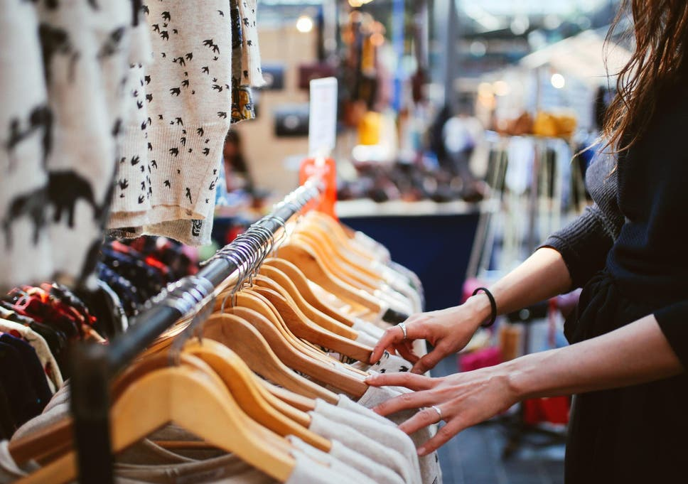 The Benefits Of Secondhand Shopping